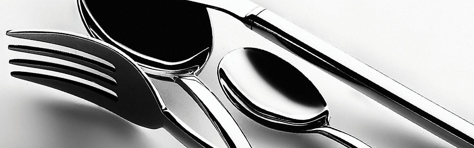 Posate design in acciaio made in italy mepra s p a - Casalinghi design ...